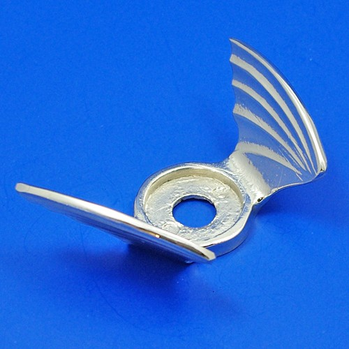 calormeter wings - small - nickel