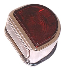 rear lamp ST51 chrome